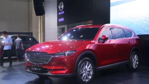长安马自达全系车型登陆2018武汉车展