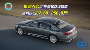 「百秒看车」奥迪A8L  6.3L+W12 最低调的旗舰豪车