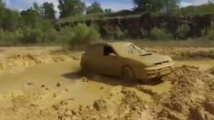 斯巴鲁的正确打开方式 泥巴越野还可以这么玩