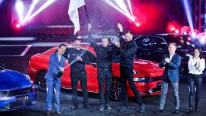 中国速度闪耀世界赛场 领克03运动轿车11.68万起售
