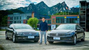 从辉腾到辉昂,大众品牌的行政轿车之路