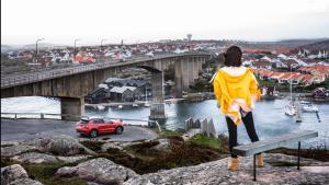 哥德堡交响曲(下)自驾领克01去看看瑞典西海岸最美的