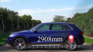 奥迪Q5L,轻松舒适的豪华中型SUV