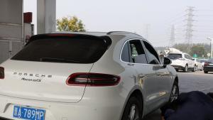 刚买仨月的保时捷Macan GTS,才跑了1600公里,油箱竟