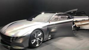 2018巴黎车展 这车实在是太漂亮了猜猜车