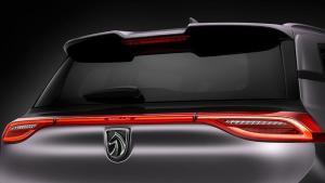 终于确定名字了,宝骏RS-5即将上市,马头LOGO更抢眼