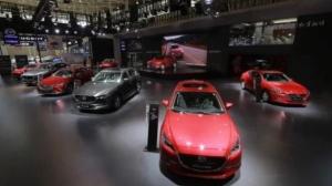 长安马自达携全系车型亮相南京国际车展