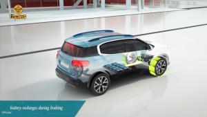 2018年巴黎车展中的那些新能源车