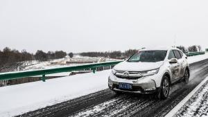 迎风驭雪、跨越山河,2019款CR-V 拉萨收官