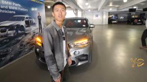 最快的SUV之一-宝马X6M-2018 BMW