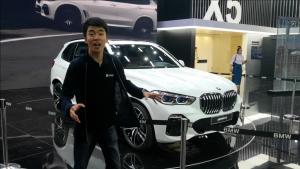 全新宝马X5抢先体验 最受欢迎百万SUV即将国产