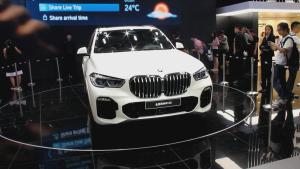 预售82万起,豪华SUV标杆全新宝马X5广州车展首发