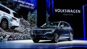 智行·新境--大众汽车集团(中国)加速电气化和数字化