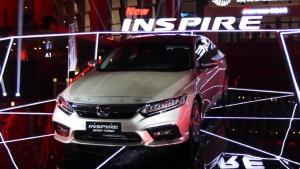 东风Honda全新旗舰轿车INSPIRE上市发布