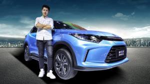 精致的合资纯电SUV 韩瑞详解广汽本田VE-1