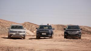 三台热门7座SUV环中国长测,谁的油耗最低?