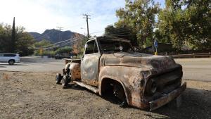 大火无情人有义 《汽车梦想秀》实地探访加州山火