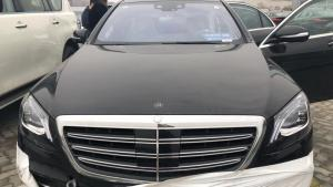 18款奔驰s450L报价 品质豪轿优惠新宠