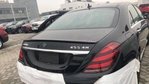 2018款奔驰S450加长升级版实车详细测评