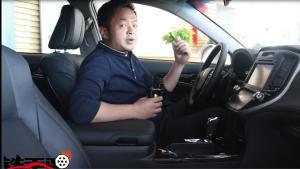 丰田皇冠内饰简约,不愧一款C级轿车,内外兼得的美