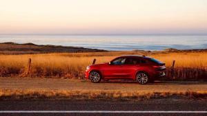 体验自在生活 旭子与BMW X4的加州自驾之旅