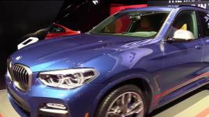 2019款全新宝马X3,是否将混合动力车带入主流.