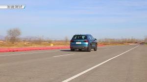 大众途岳0 - 100公里加速测试
