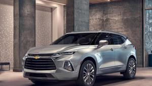 以雪佛兰科迈罗设计全新SUV开拓者 有望明年国产上市