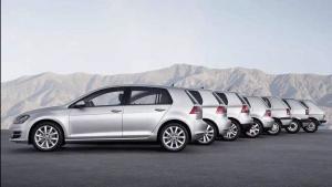 最值得购买的合资紧凑型轿车系列——大众高尔夫