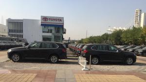17款中东版宝马X5 现车多台优惠促销。
