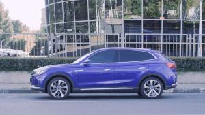 国产纯电SUV新物种,外观惊艳,续航400KM,卖30万