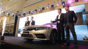 东风Honda INSPIRE沈阳区域正式上市