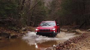 Jeep 超级碗广告   2019 款全新 Cherokee