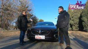 【李白说车】君威GS的GS值3万块钱?