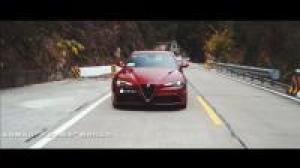 阿尔法罗密欧Giulia四叶草版试驾体验