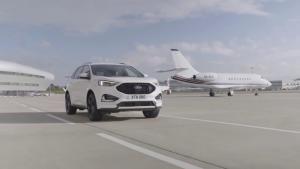 2018款福特锐界ST Line外观内饰与动态驾驶