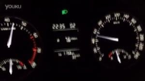 明锐1.6L加速测试