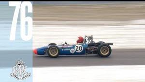 古德伍德   Derek Bell 杯经典 F3 比赛精华时刻