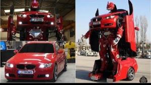 世界上真实存在的五大惊人的变形金刚汽车
