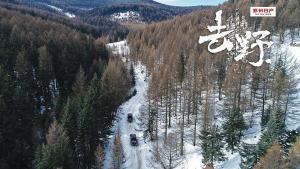 去野:冬季芦芽山雪地穿越(预告片)