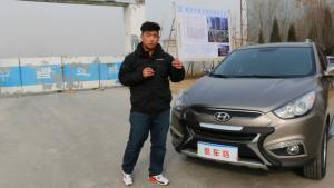 二手车市场上的抢手货-北京现代ix35