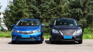 城市代步使用 日产轩逸还是丰田卡罗拉更合适?