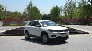 一箱油跑900公里?汽车梦想秀体验Jeep指南者智能四驱