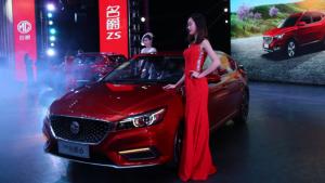 上汽名爵网红双车安徽站发布,狂刷颜值和黑科技