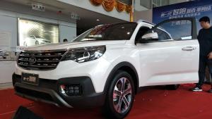 东风悦达起亚全新战略SUV,新一代智跑福州上市