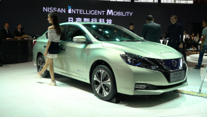 合资纯电动车不多见 体验东风日产全新纯电动轩逸