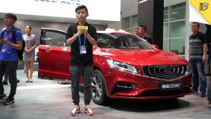 中国轿车最高水准 吉利博瑞GE视频首测