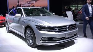 2018北京车展:上汽大众辉昂实拍