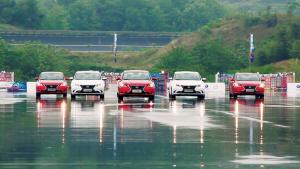 宝马5系保时捷911刹车成绩竟败给一辆国产车?