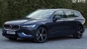 2019款全新沃尔沃V60 D4柴油版 全新旅行方式